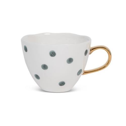 Good morning muki 20 cl valkoinen Small dots